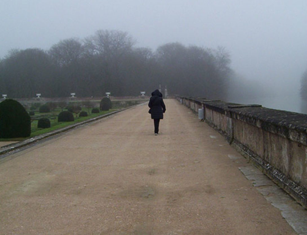 Walk at Chenonceaux